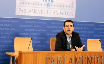 El PSOE-A reestructurará su grupo parlamentario tras el relevo de Mario Jiménez como portavoz