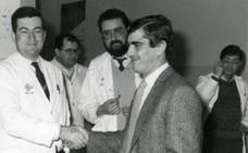 El primer centro de salud que se abrió en la Málaga de los años 80