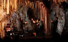La Fundación Cueva de Nerja quiere eliminar los conciertos dentro de la gruta para velar por su protección