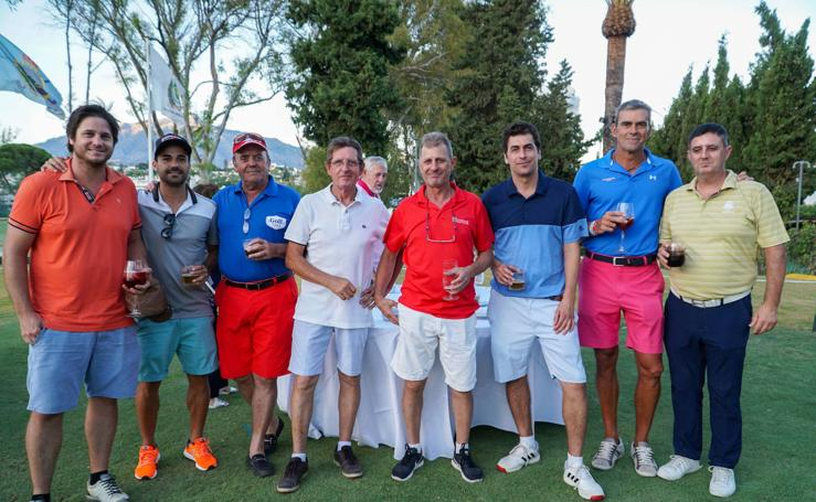 Final del Costa del Golf Tour en Guadalmina