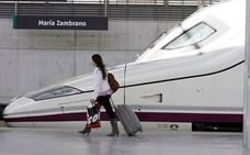 La huelga de Renfe suprimirá el miércoles siete AVE entre Málaga y Madrid