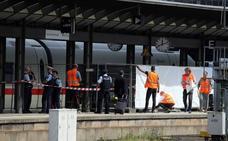 La muerte de un niño empujado a las vías del tren estremece a Alemania