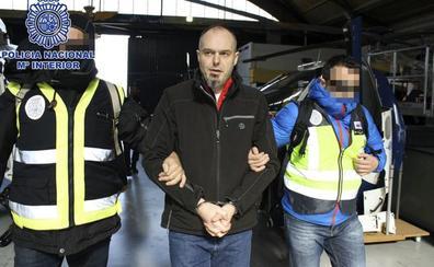 Procesado el excabecilla de ETA Carrera Sarobe por el asesinato del presidente del PP en Aragón