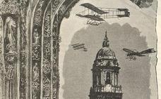 El inicio de la aviación en Málaga