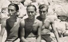 Los veranos de Luis Cernuda en Málaga