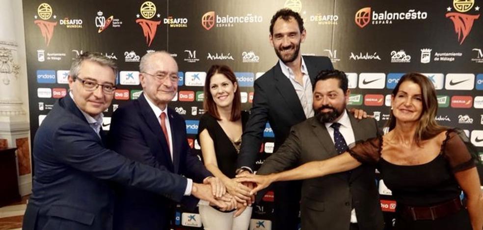 El idilio de la selección española con el Carpena