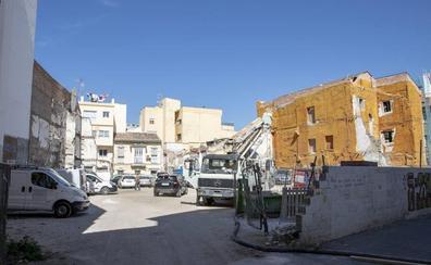 La zona más degradada del Centro de Málaga aspira a ser el Barrio de la Música