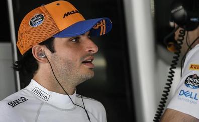 Carlos Sainz y el podio que está al caer