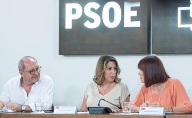 El PSOE andaluz afronta su primera crisis tras la pérdida de la Junta