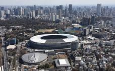 Tokio va sobrado en la carrera de los Juegos Olímpicos