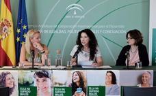 La superación de las supervivientes, motor de la campaña de la Junta contra la violencia machista