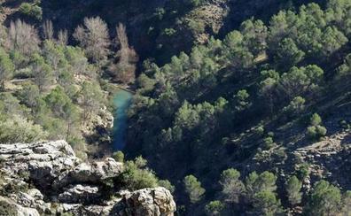 Fallece un hombre en un accidente de escalada en el paraje de El Chorro