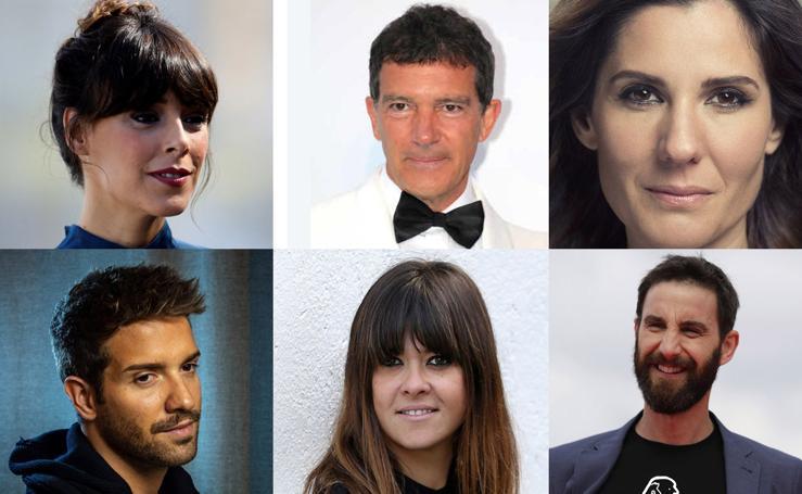 Así serán las caras más conocidas de Málaga... dentro de 25 años