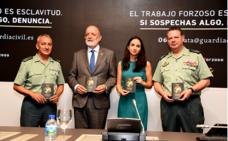 El pasaporte para acabar con la trata de seres humanos