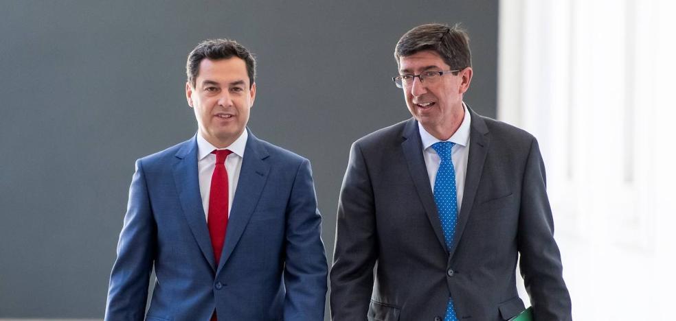 Juanma Moreno: «No es bueno que no tengamos Gobierno en España»