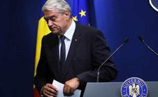 Dimite el ministro del Interior de Rumanía por las críticas ante el asesinato de una menor