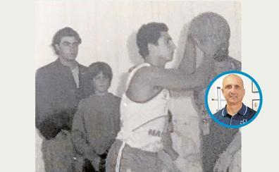 Aquel verano de entrenamiento de Enrique Salinas