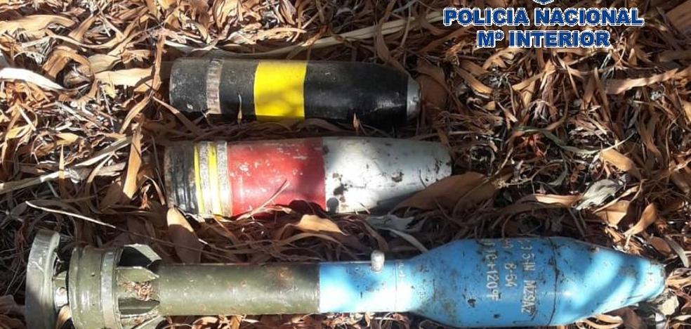 Los Tedax detonan en Benalmádena un explosivo olvidado al construir la autovía