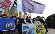 El nuevo negociador de Reino Unido presenta sus credenciales en Bruselas