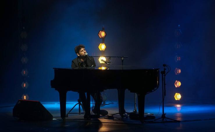 Pablo López, voz y piano para Starlite Festival Marbella