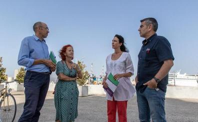 Unidas Podemos asegura que el CATE de Málaga será «peor que un calabozo»