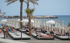 La Costa del Sol espera un agosto con más turistas y con mejores cifras de negocio