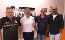 La agrupación de Protección Civil de Vélez-Málaga estrena instalaciones