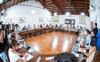 PSOE-A se propone afianzar su oposición de forma fuerte y útil y descarta cambios drásticos tras la marcha de Mario Jiménez