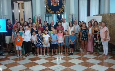Una veintena de menores bielorrusos afectados por el desastre de Chernóbil pasaran el verano en Málaga