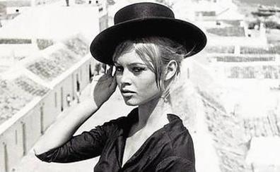 Brigitte Bardot en la Costa del Sol