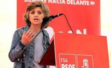 Carcedo dice que desde el Gobierno están haciendo «todos los esfuerzos posibles» para evitar nuevas elecciones