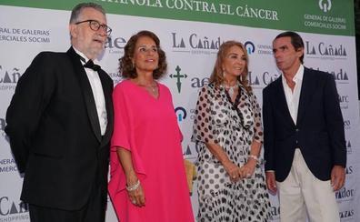 Así fue la gala benéfica de la Asociación Española contra el Cáncer en Marbella