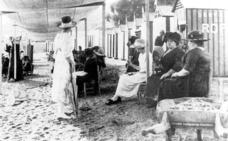 Los baños de mar en Málaga en el siglo XIX