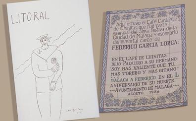 Lorca y Málaga