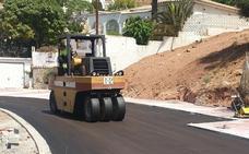 Fuengirola invierte 1,5 millones de euros en el asfaltado de Torreblanca