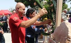 El bombero superviviente en el incendio de Horta de Sant Joan: «Me salvé por suerte»