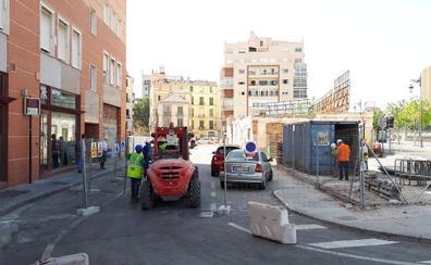 Arrancan las obras para el hotel de Moneo en Hoyo de Esparteros