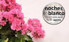 Las 'Noches en Blanco' unen cultura, gastronomía y artesanía en Vélez-Málaga