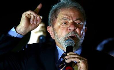 La corte suprema de Brasil suspende el traslado de cárcel de Lula hasta analizar su caso