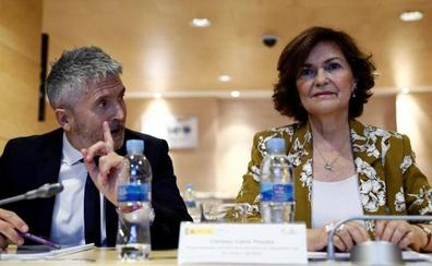 Calvo, preocupada por el descenso de denuncias entre las víctimas de violencia de género