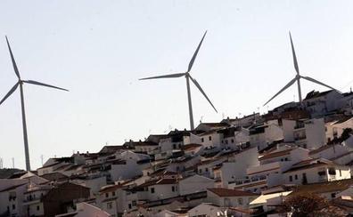 Endesa empieza a construir una planta eólica entre los municipios de Almargen, Teba y Campillos