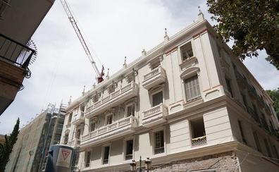 El Centro recupera los edificios históricos de la plaza del Teatro