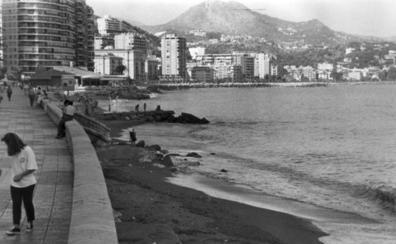 La Malagueta, historia de una playa