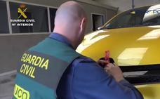 Cae una red que robó 118 coches y vendió por 4,5 millones en concesionarios utilizando una gestoría de Málaga