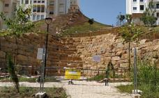 Retiran de Estepona el tobogán más largo de España