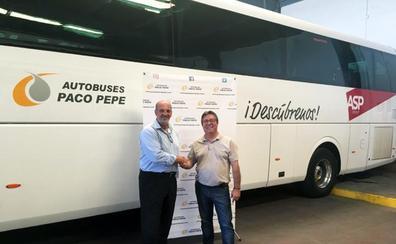 Una temporada de 22.000 kilómetros para el Balonmano Ciudad de Málaga