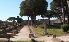 Los malacitanos desplazados por el Imperio Romano