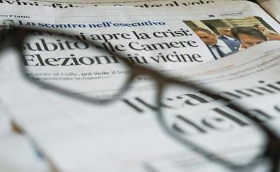 Italia hace caer a las bolsas europeas tras una semana de guerra comercial