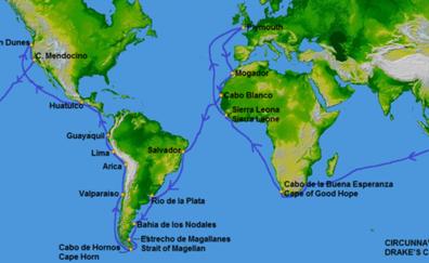 De Elcano a Magallanes: 500 años orbitando alrededor de la Tierra
