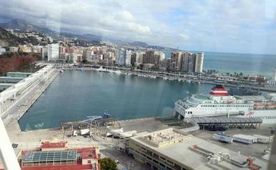 La red planeaba ya el segundo envío de 40 kilos de cocaína a través del Puerto de Málaga